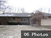 Indianapolis Home Foreclosure Listing ID: 2624360